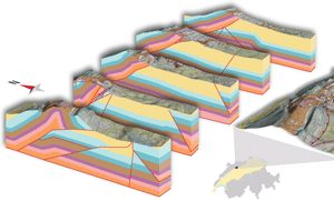 New models of Switzerland's subsurface